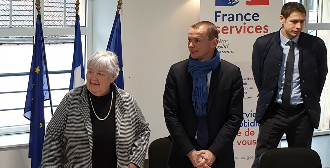 France Services Dans Le Grand Est Une Nouvelle Labellisation Dans Les Vosges Pole Emploi Pole Emploi Org